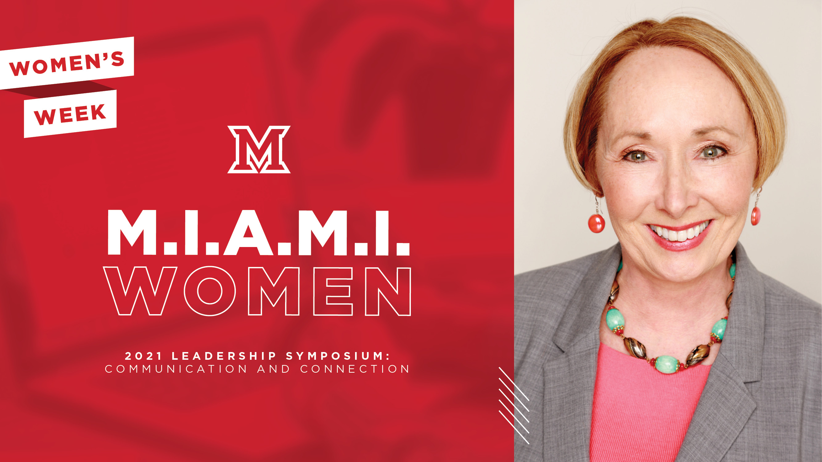 Image for M.I.A.M.I. WOMEN Presents: Rethinking Impostor Syndrome with Dr. Valerie Young webinar