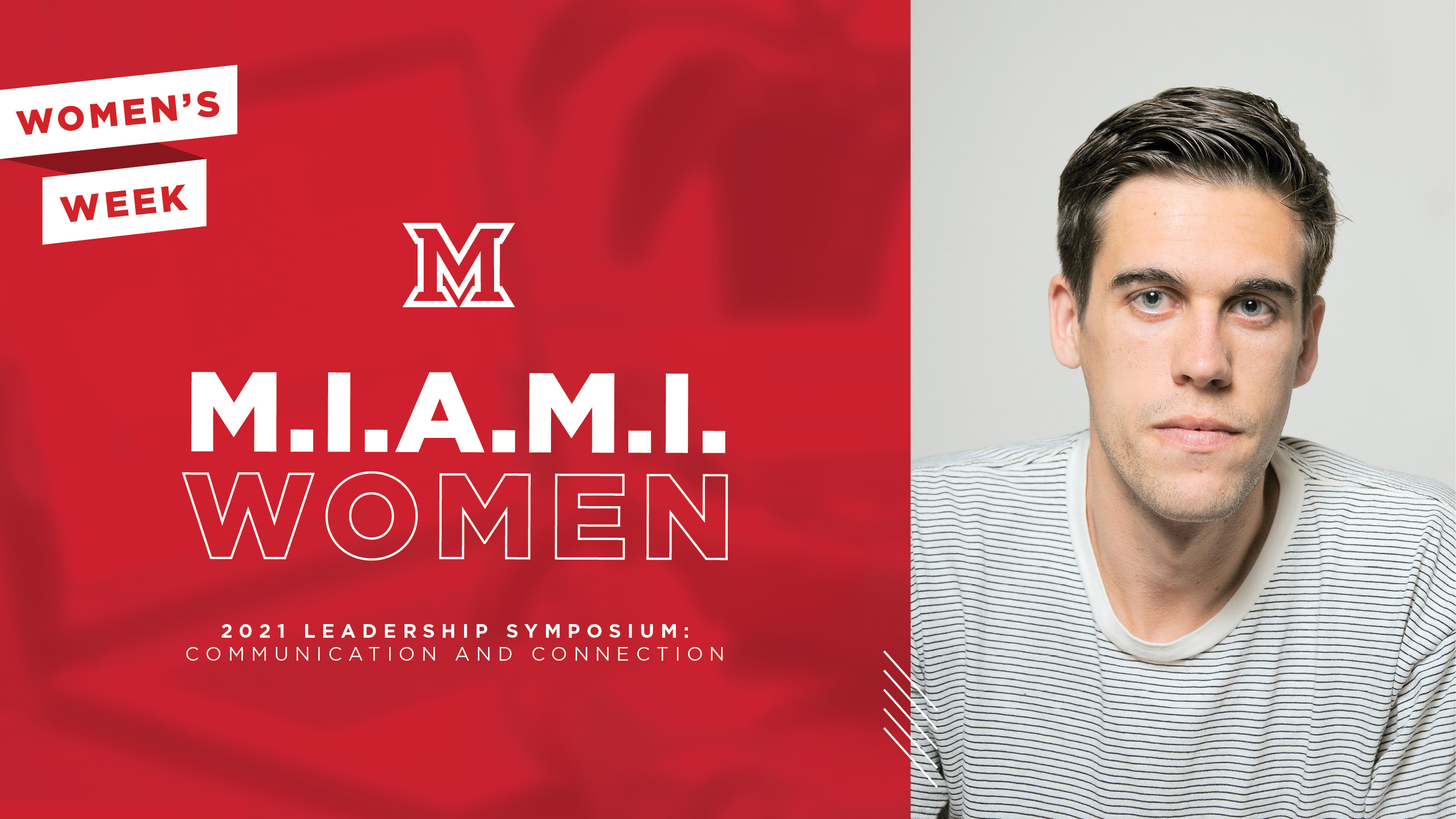 Image for M.I.A.M.I. WOMEN Presents: The Obstacle is the Way with Ryan Holiday webinar