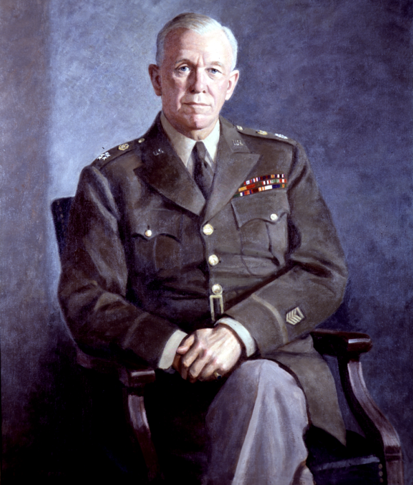 Image for George C. Marshall & Paul H. Nitze: Last of the Cold Warriors webinar