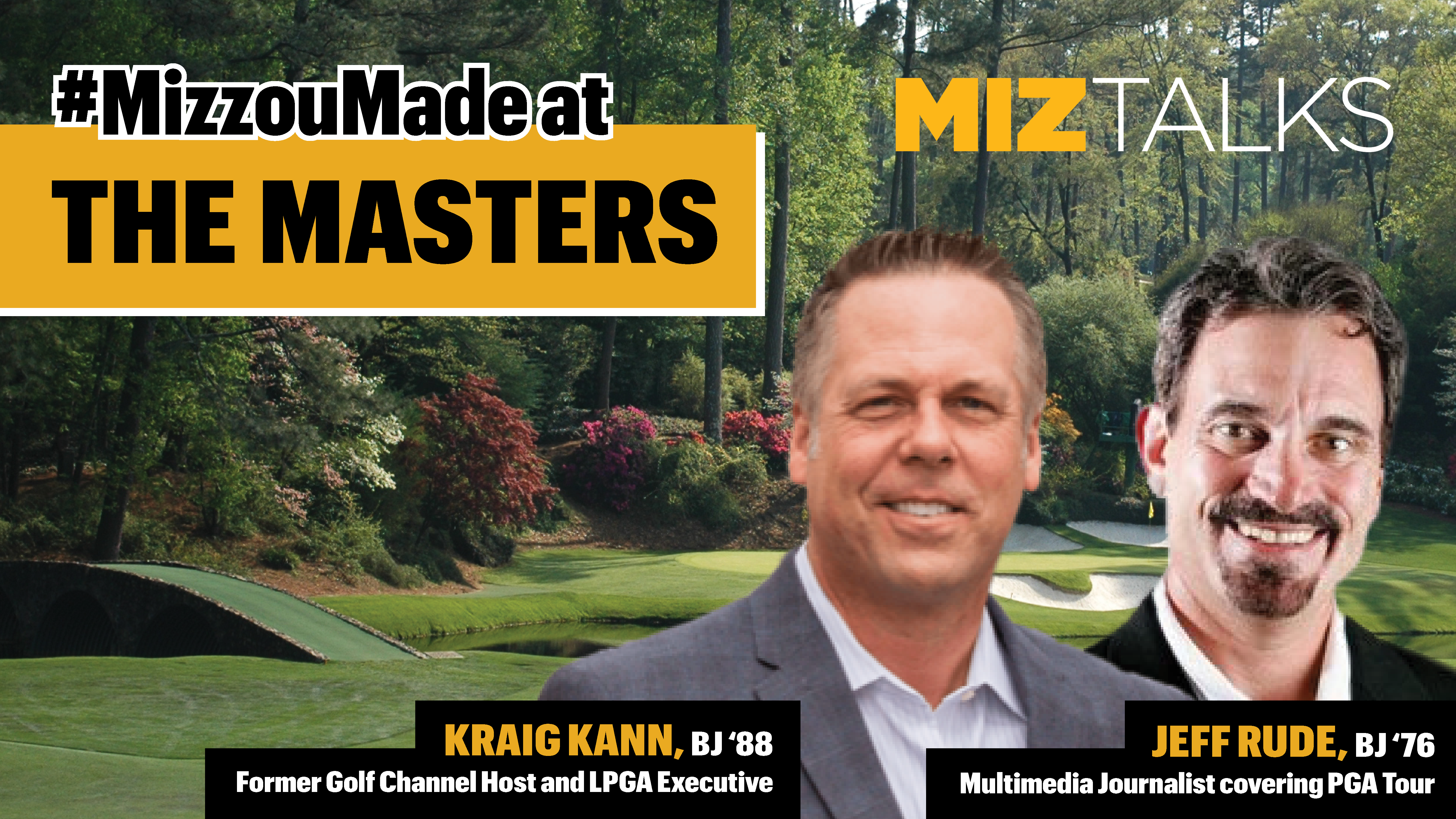 Image for #MizzouMade at the Masters webinar