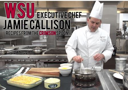 Image for Cooking with WSU's HBM Executive Chef Jamie Callison webinar