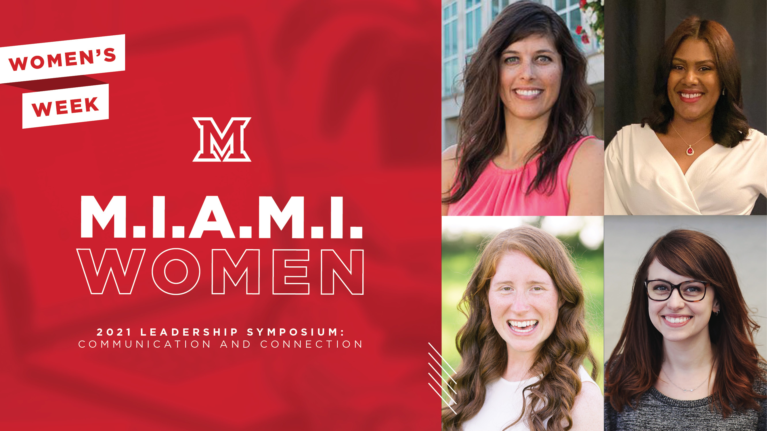 Image for M.I.A.M.I. WOMEN Presents: Award-Winning Miami Women Making a Difference webinar