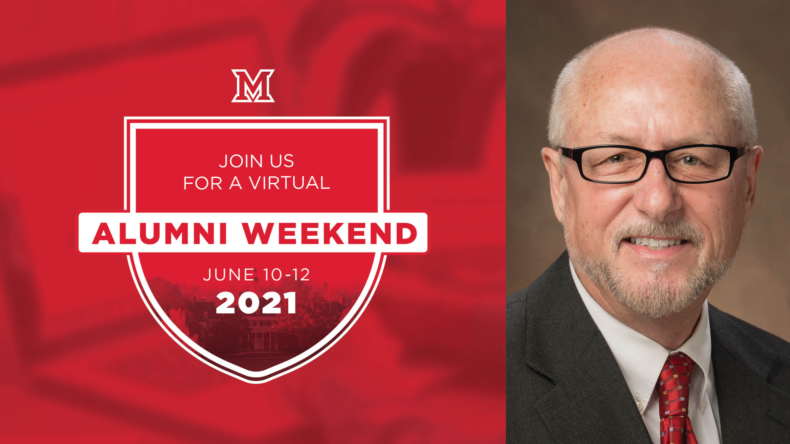 Image for Miami Presents Alumni Weekend: The Evolution of our Campus & Its Student Life with Bob Keller webinar