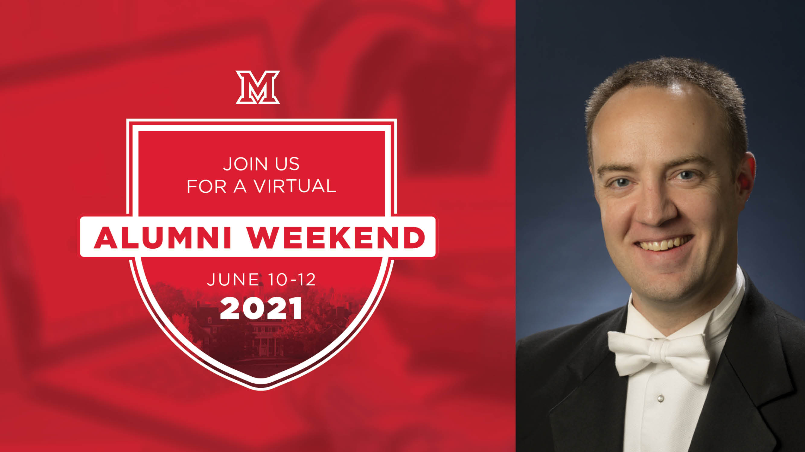 Image for Miami Presents Alumni Weekend: State of the Miami Men's Glee Club Address webinar