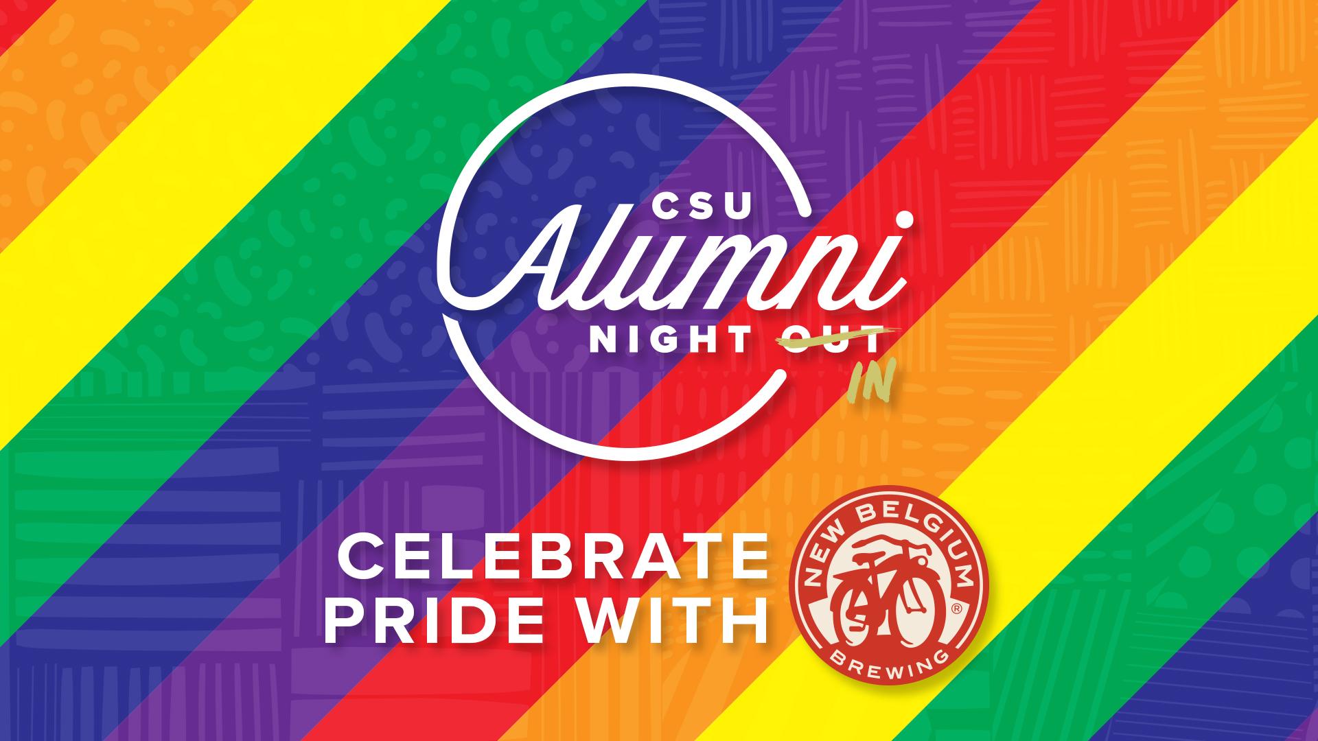 Image for Alumni Night In: Pride 365 webinar