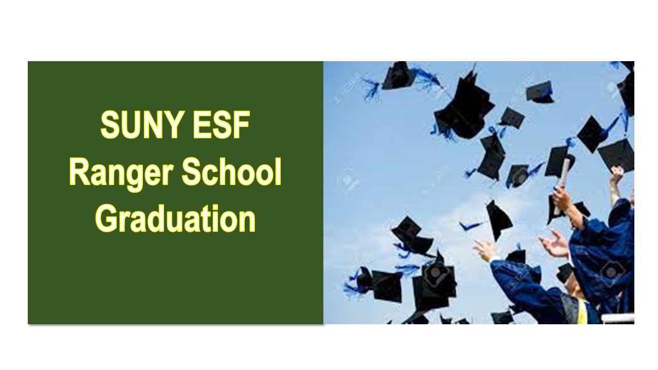 Image for ESF PRESENTS:  Ranger School Graduation 2021 webinar