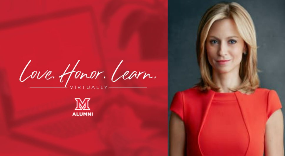 Image for Miami Presents: Interview with CNBC's Courtney Reagan '05 webinar