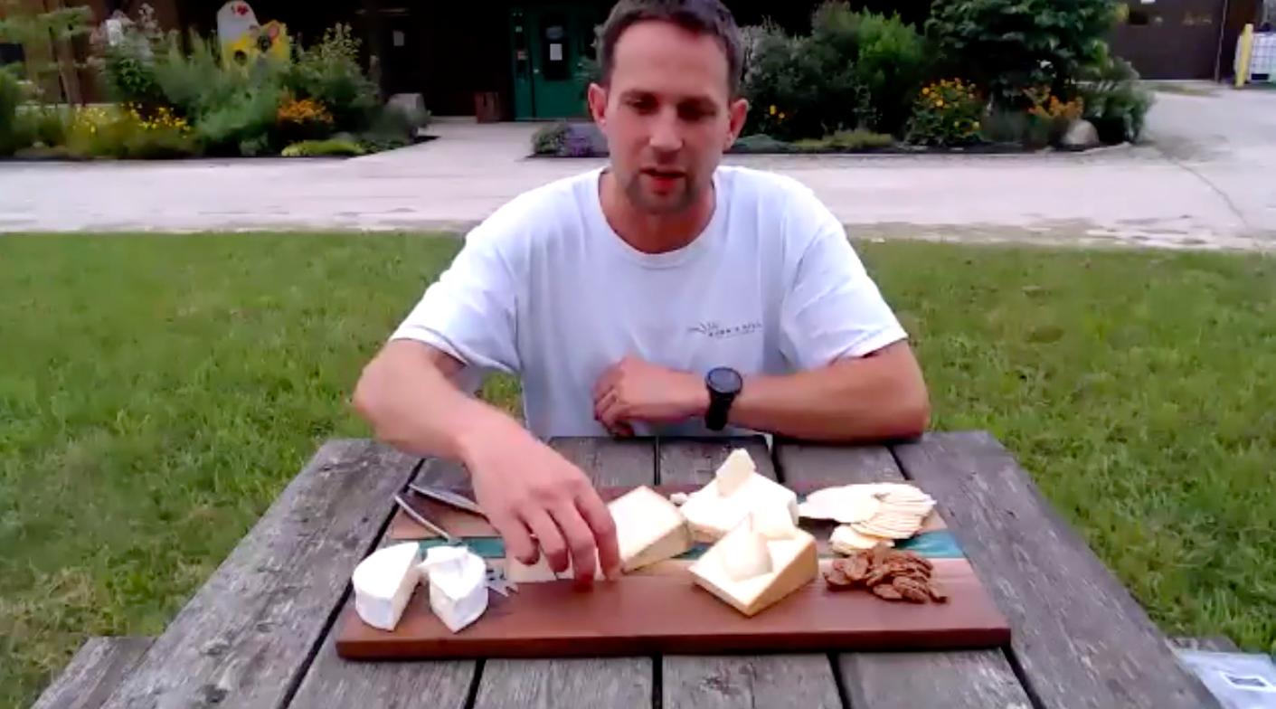 Image for Virtual Cheese Tasting with Gunn's Hill Artisan Cheese webinar