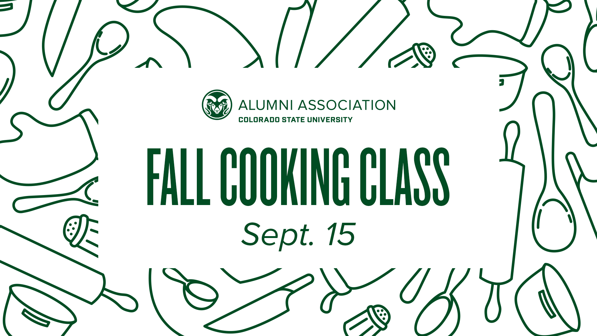 Image for Fall Cooking Class webinar